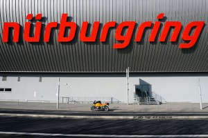 "Meine ""alte Dame"" am Nürburgring"