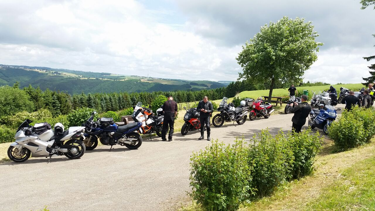 Tourguide Eifel-Motorrad