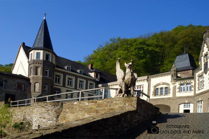 Schloss Augustaburg (Burg Brohleck)