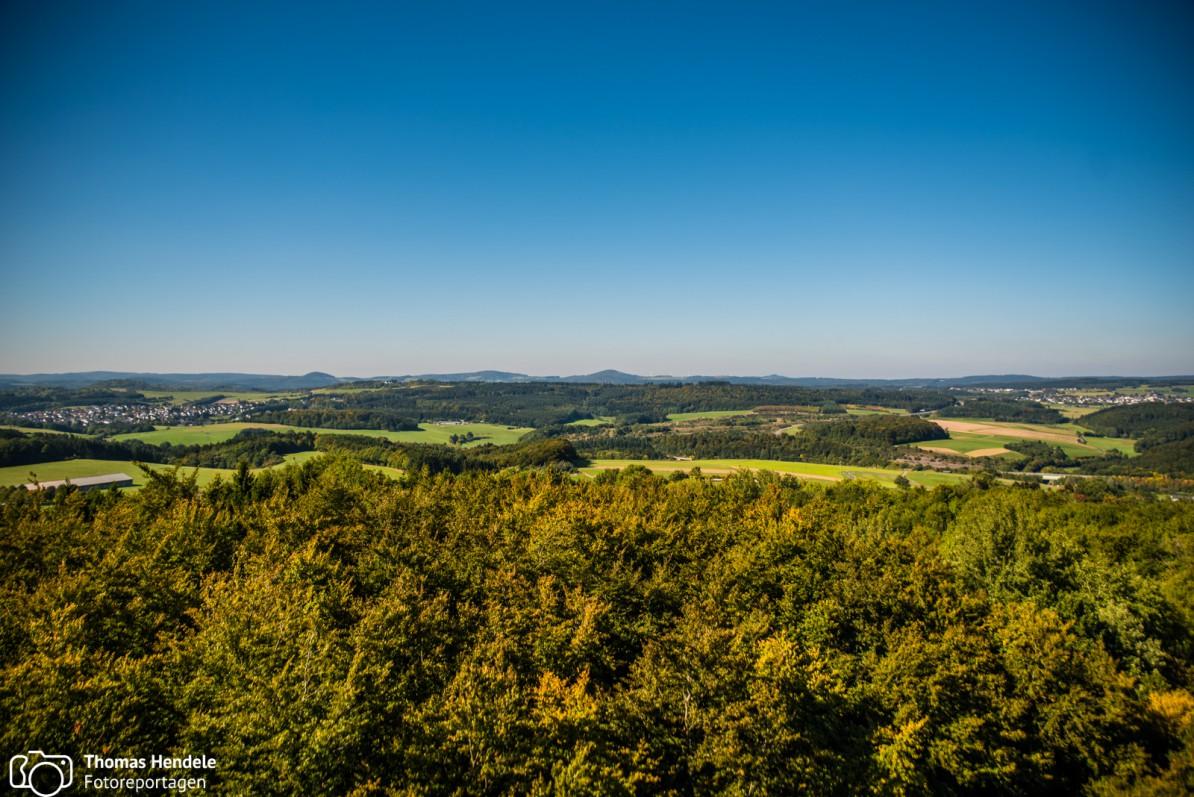 Eifel Ausblick (Foto: www.thomashendele.de)