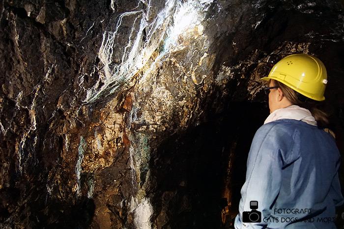 Erze und andere Mineralien