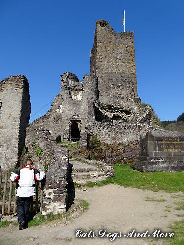 Besichtigung Niederburg