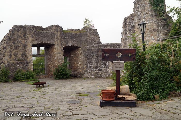 Burgruine Kerpen (Eifel)
