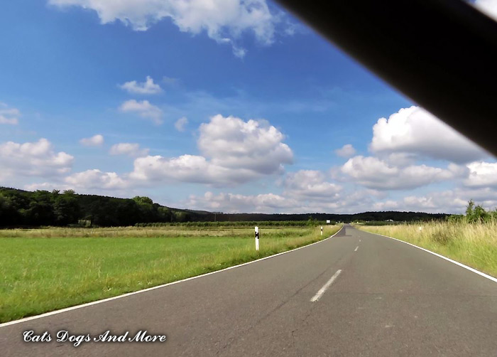 Zwischen Altendorf und Hilberath
