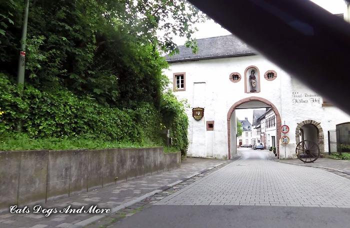 Ortseinfahrt Blankenheim