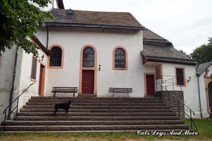 Kapelle St. Michael - Bild von einer Wanderung