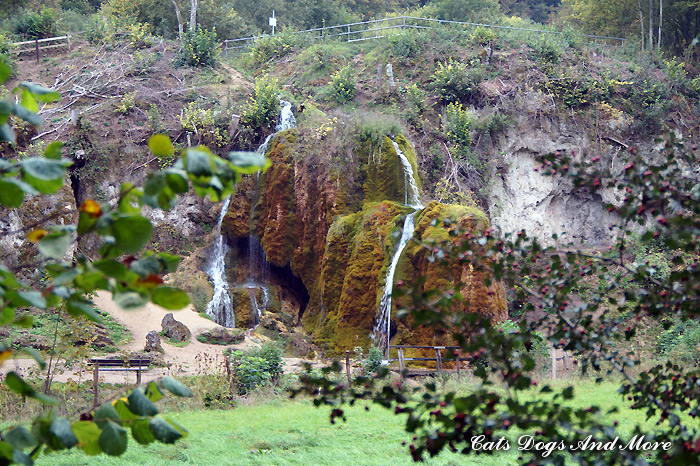 Dreimühlen Wasserfälle