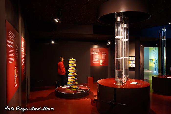 Ausstellung Vulkanpark Andernach