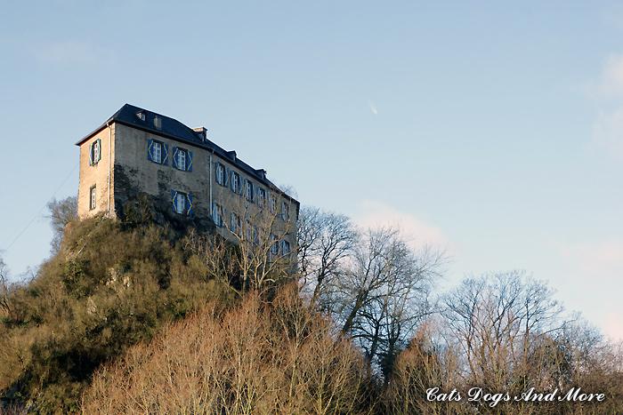 Burg Kreuzberg Nähe Altenahr