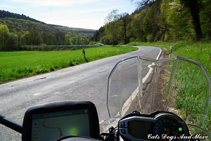 Zwischen Bad Breisig und Gönnersdorf