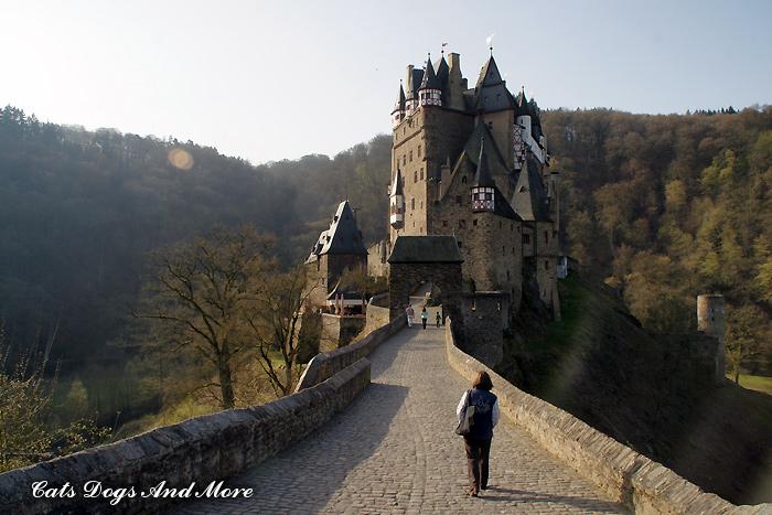 Burg Eltz - Bild von einem früheren Ausflug