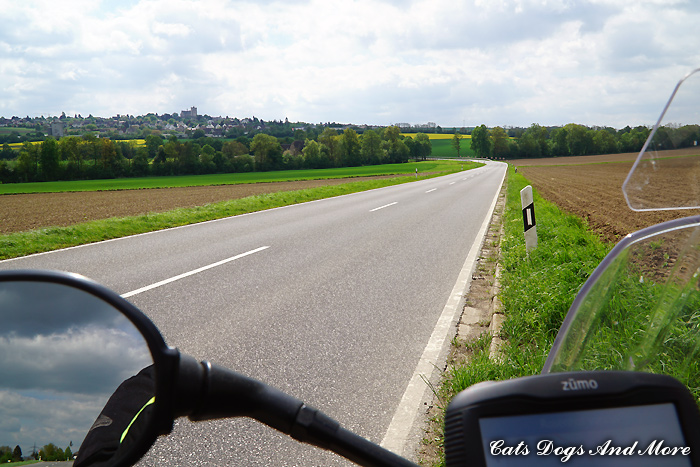Auf dem Weg nach Münstermaifeld
