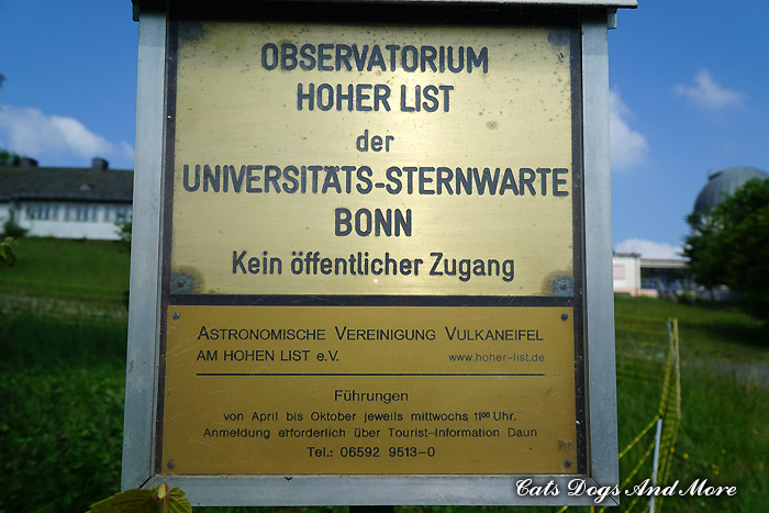 Am Observatorium