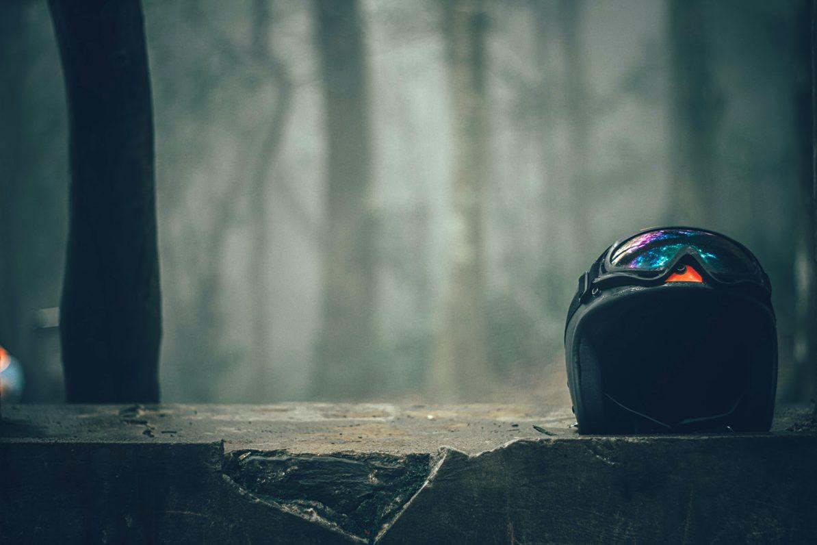 Motorradhelm (Foto: © pexels.com/@mixu-513809)