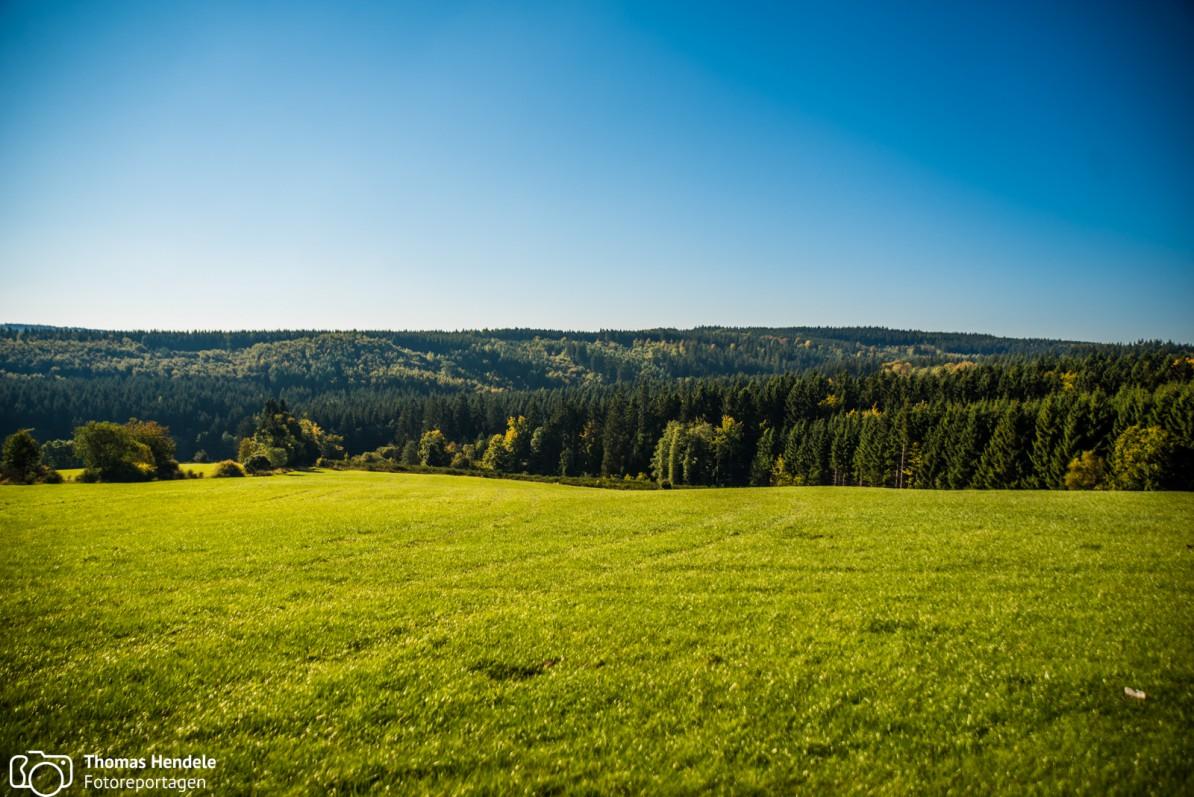 Impression aus der Eifel (Foto: Thomas Hendele, www.thomashendele.de)