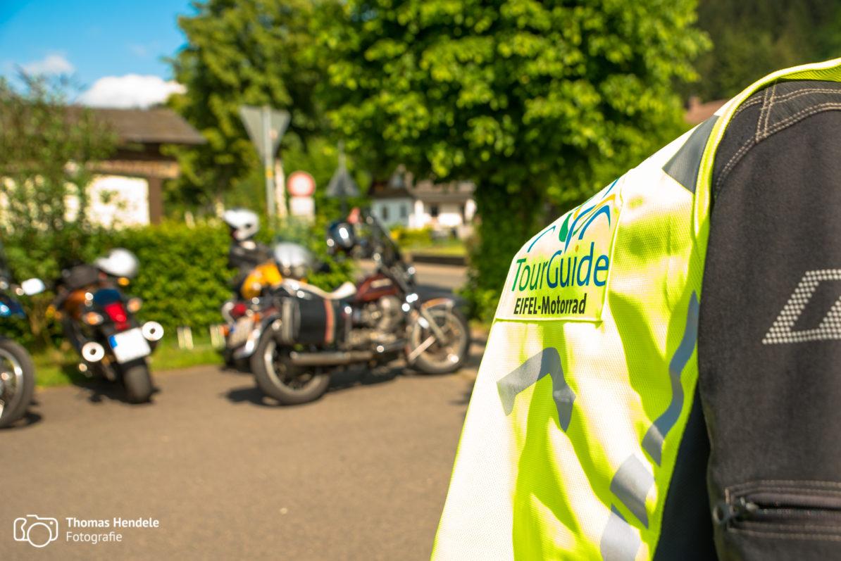 Unterwegs mit den Tourguides Eifel Motorrad, Foto Ⓒ Thomas Hendele Fotografie, www.thomashendele.de